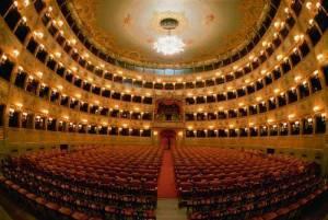 Sala del Teatro La Fenice