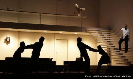 Scena dall'opera © Brescia/Amisano