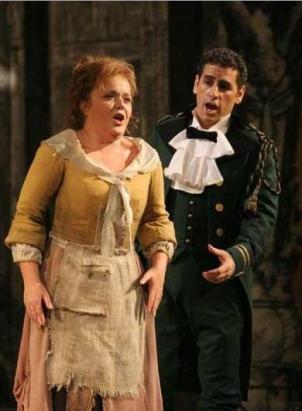 Sonia Ganassi e Juan Diego Florez in Cenerentola © Teatro alla Scala