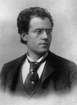 Mahler nel 1892